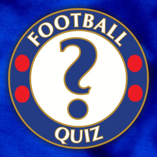 Football Quiz - Chelsea Player and Shirt Trivia Edition icon