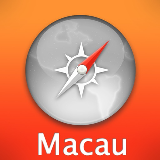Macau Travel Map icon