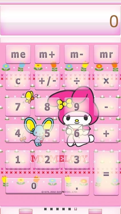 My Melody Calculator screenshot-4