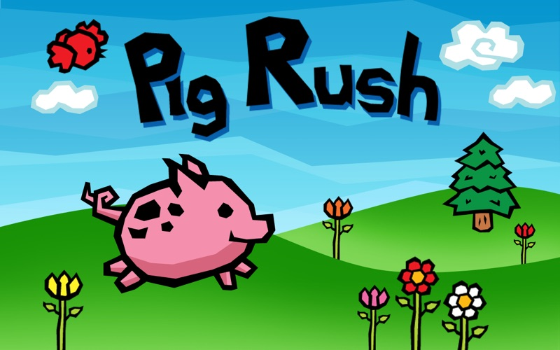 Pig Rush Screenshot