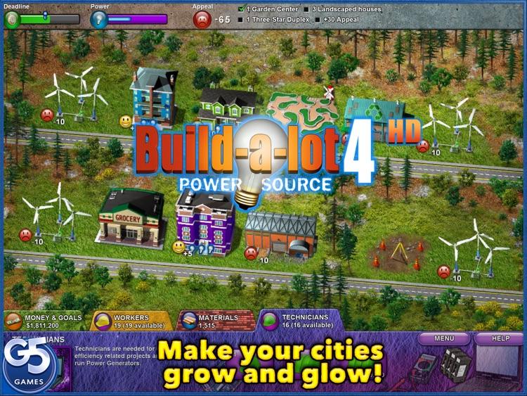 Build-a-lot 4: Power Source HD screenshot-0