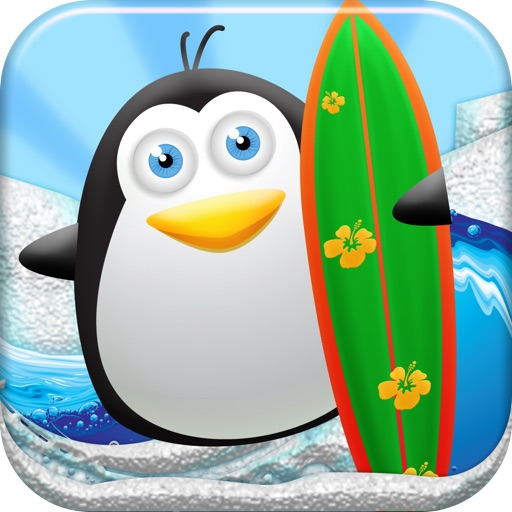 A Surfing & Twerking Arctic Adventure PRO - FREE Surfer Game icon