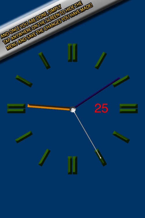 Clock Screensaver screenshot-4