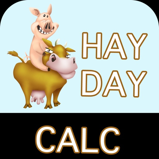 Barn and Silo Calculator for Hay Day iOS App