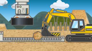 コドモアプリ 第5弾 - うごかす - ショベルカー -のおすすめ画像4