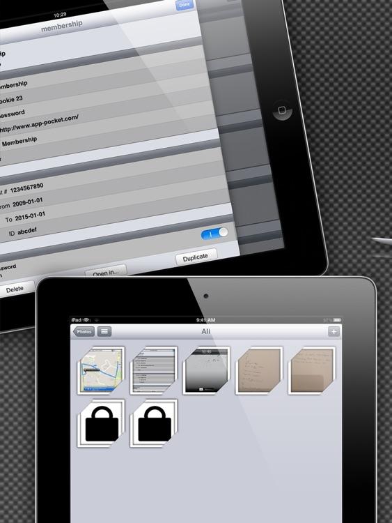 CloudySafe for iPad Lite screenshot-3