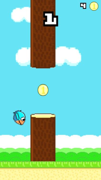 Tiny Bird – Flappy Adventures screenshot-4