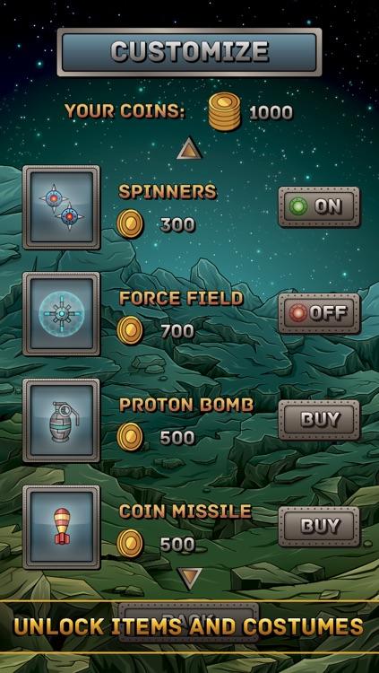Rocket Warrior screenshot-4