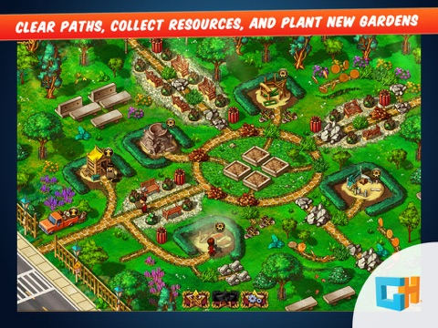 Gardens Inc. 2 - Road to Fame HD: A Building and Gardening Time ...