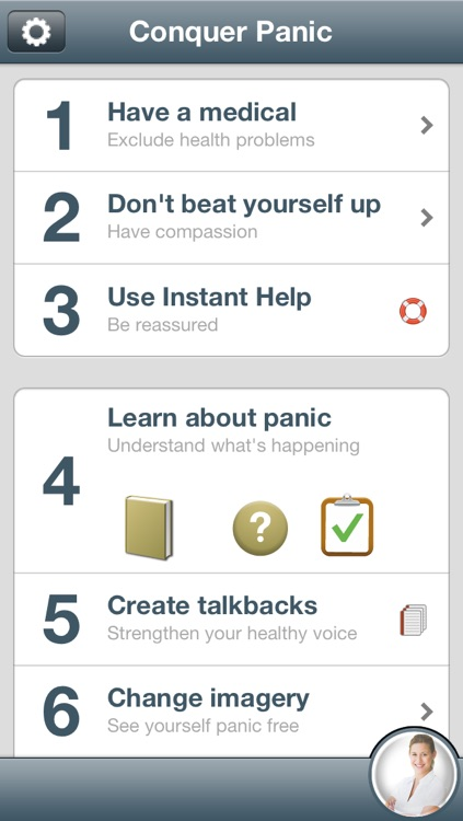 Panic Attacks: 10 Steps to Conquer