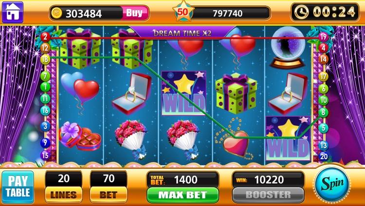 Valentine Slots screenshot-4
