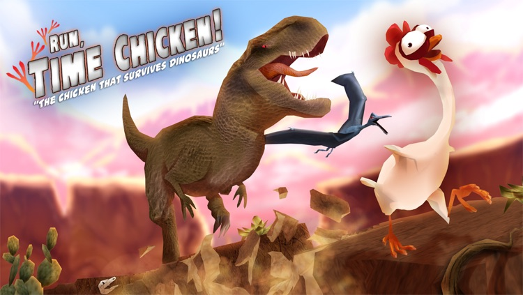 Run, Time Chicken !
