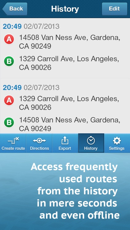 Get Directions Pro screenshot-2
