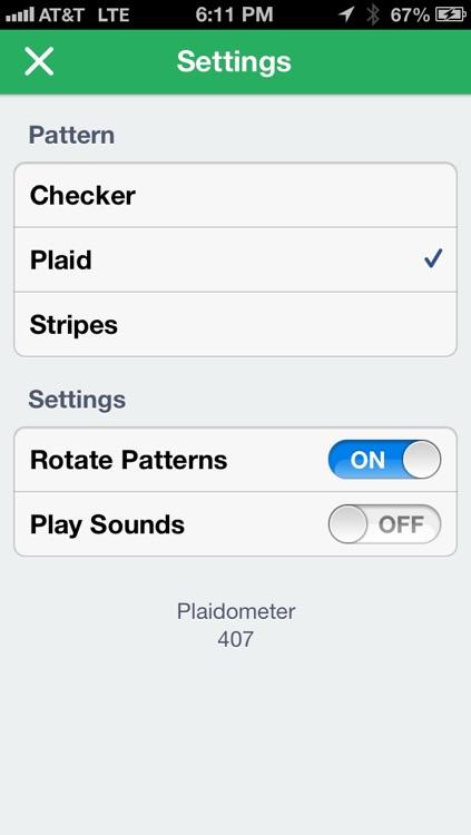 Plaid-O-Matic™ screenshot-4