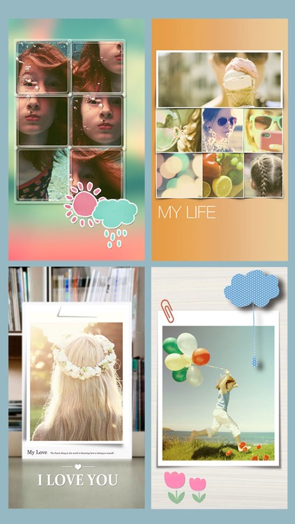 Photo Slice - Cut your photo into pieces to make great photo collage and pic frame screenshot-4