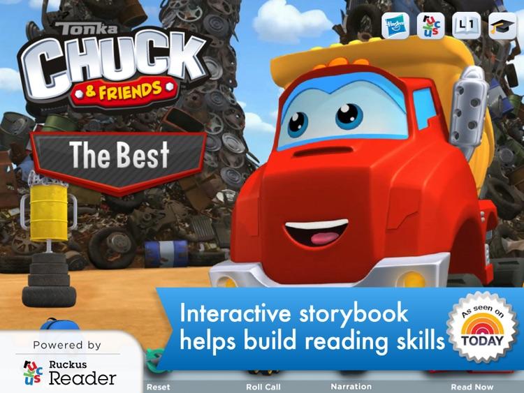 Chuck & Friends: Ruckus Reader