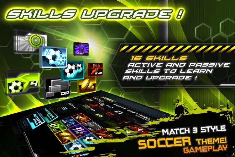 Soccer Puzzle League LITE screenshot-3