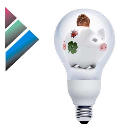 Glühlampe, L E D & Co