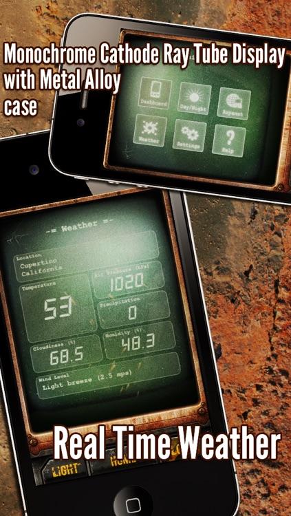 PipClock Nuclear Fallout Survival screenshot-3