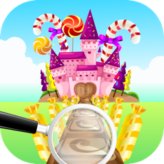 Activities of Hidden Objects : The Mystery of Candy Castle