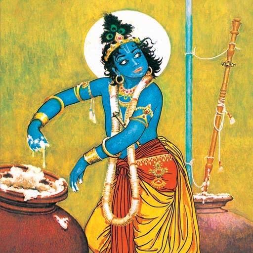 Krishna In Tamil