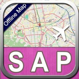 Sapporo Offline Map Pro