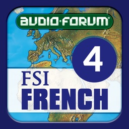 French Basic Course Advanced B (Level 4) -  by Audio-Forum / Foreign Service Institute