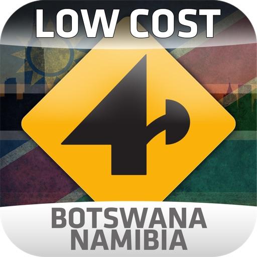 Nav4D Namibia Botswana @ LOW COST