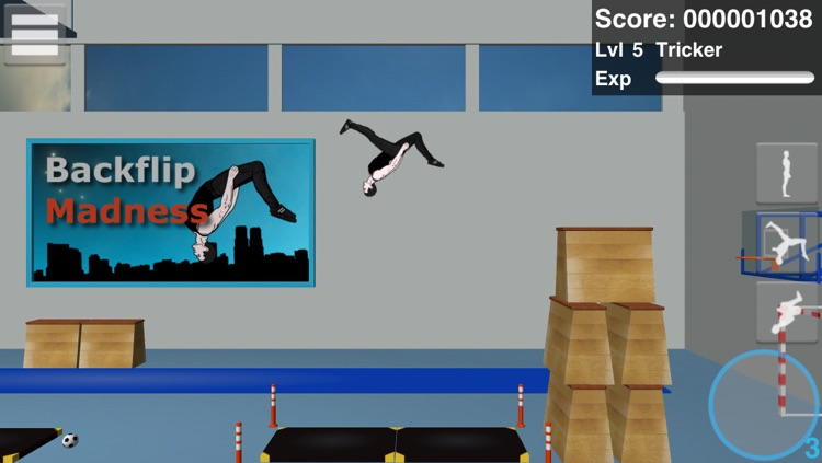 Backflip Madness screenshot-0