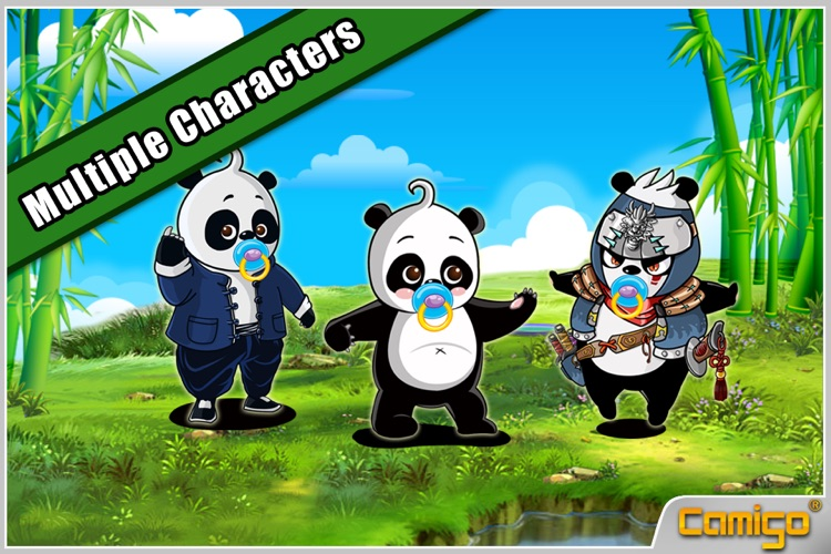 MeWantBamboo - Become The Master Panda screenshot-3