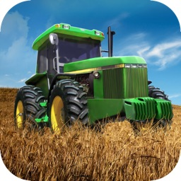 Best Farm Tractor Driving Fun: 3D Endless Free Arcade Vehicle Driver Game with Racing and Cargo Delivery