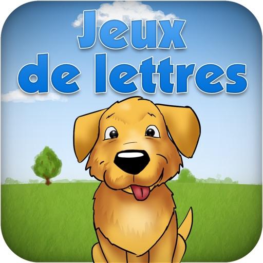 Apprendre à lire : jeux de lettres