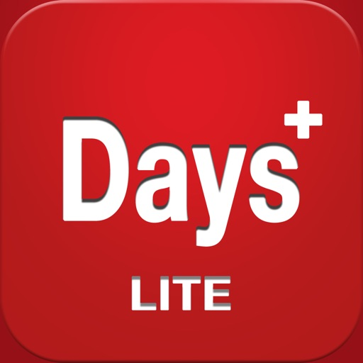 Days+ Lite - The Most Beautiful Day Counter