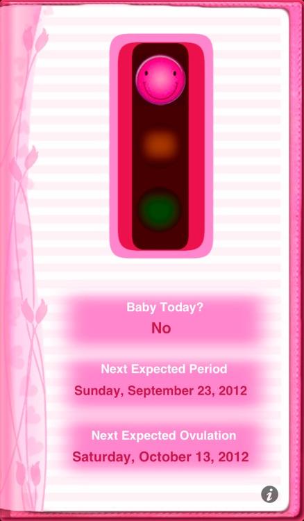 Maybe Baby 2016 Lite - Fertility / Ovulation Diary, Period Tracker, Menstrual Calendar, Pregnancy & Gender Predictor