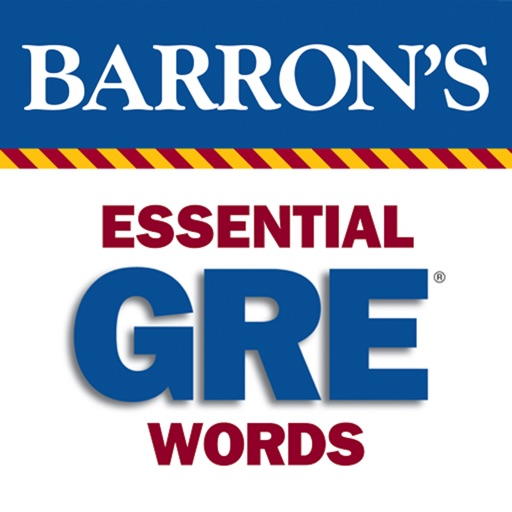 Barron's Essential GRE Words