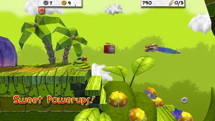 Paper Monsters screenshot-3