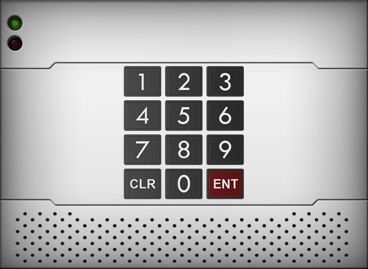 Security System (iPad Edition) screenshot-3
