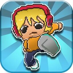 Pixel Jumper - Retro Block Endless Game