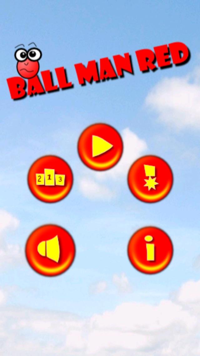Ball Man Red SD (Bubble Brain Game)-1