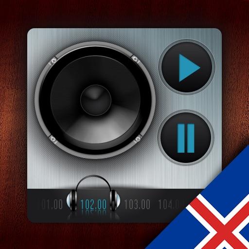 WR Iceland Radios