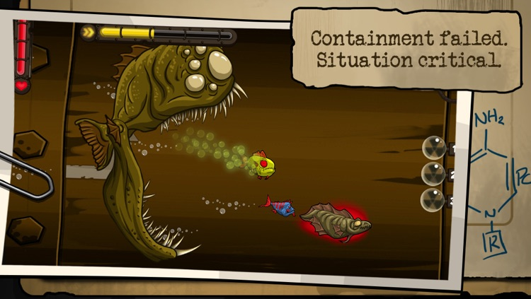 Zombie Fish Tank screenshot-2