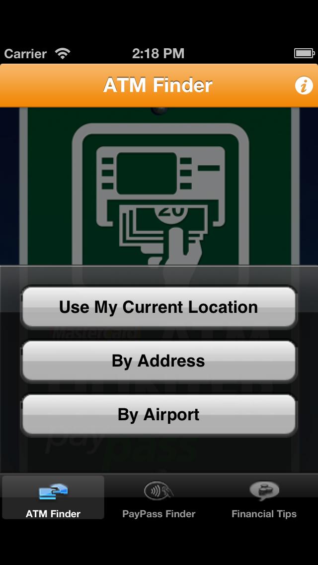 ATM Hunter screenshot one