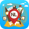 Netherlands offline Travel Guide & Map. City tours: Amsterdam,Rotterdam,Maastricht,Hoom