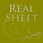 Real Sheet Unlimited: Pathfinder