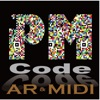 PM-Code Reader AR & MIDI