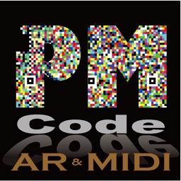 PM-Code Reader AR & MIDI