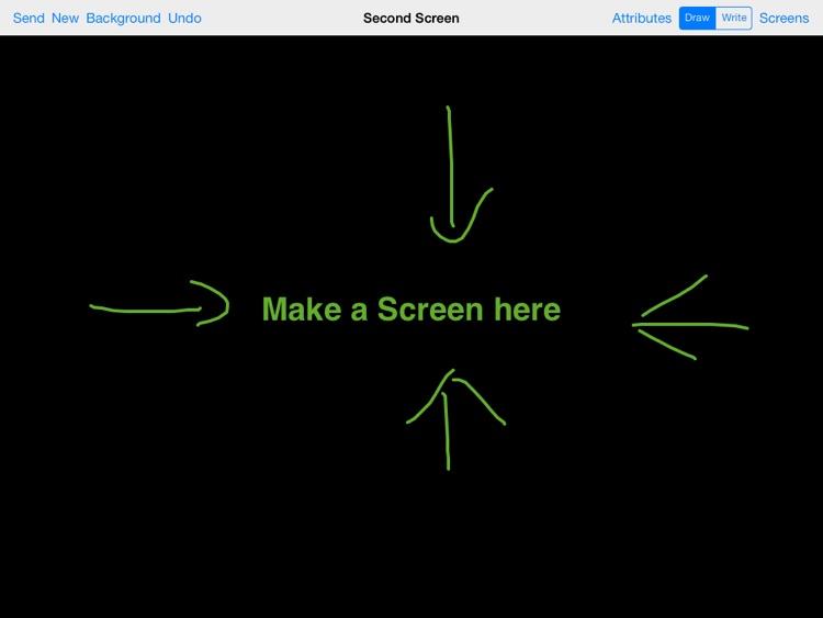 Second Screen