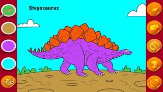 Colour/Color Mix(Dinosaur): Kid Colouring/Coloring