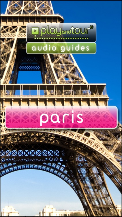 Paris touristic audio guide (english audio)