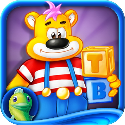 Teddy's Blocks HD (Full) icon
